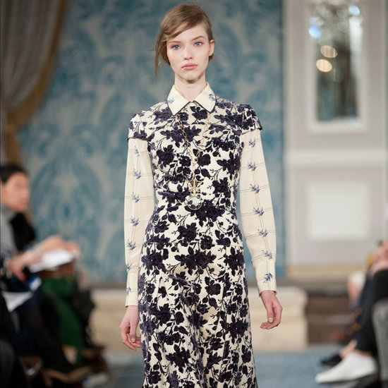 Tory Burch Fall 2013 Runway