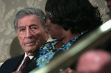 Tony Bennett attended the State of the Union as a guest of Nancy Pelosi.