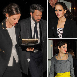 2013 BAFTA Awards After Party Celebrity Pictures