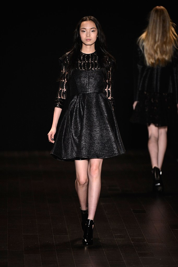 2013 Fall New York Fashion Week: Jill Stuart