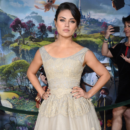 Oz The Great and Powerful LA Premiere Celebrity Pictures