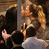 Jessica Alba Kissing Booth Pictures on Jimmy Kimmel Live