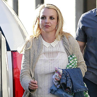 Britney Spears and Mom Take Kids to Playground | Pictures