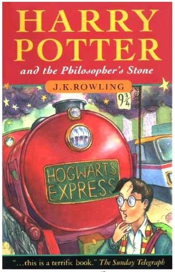 Harry Potter and the Philosopher&#039;s Stone, UK