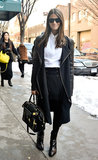 The Best Looks to Hit the Street at NYFW