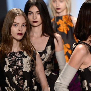 Pictures & Review Vera Wang Fall New York fashion week show