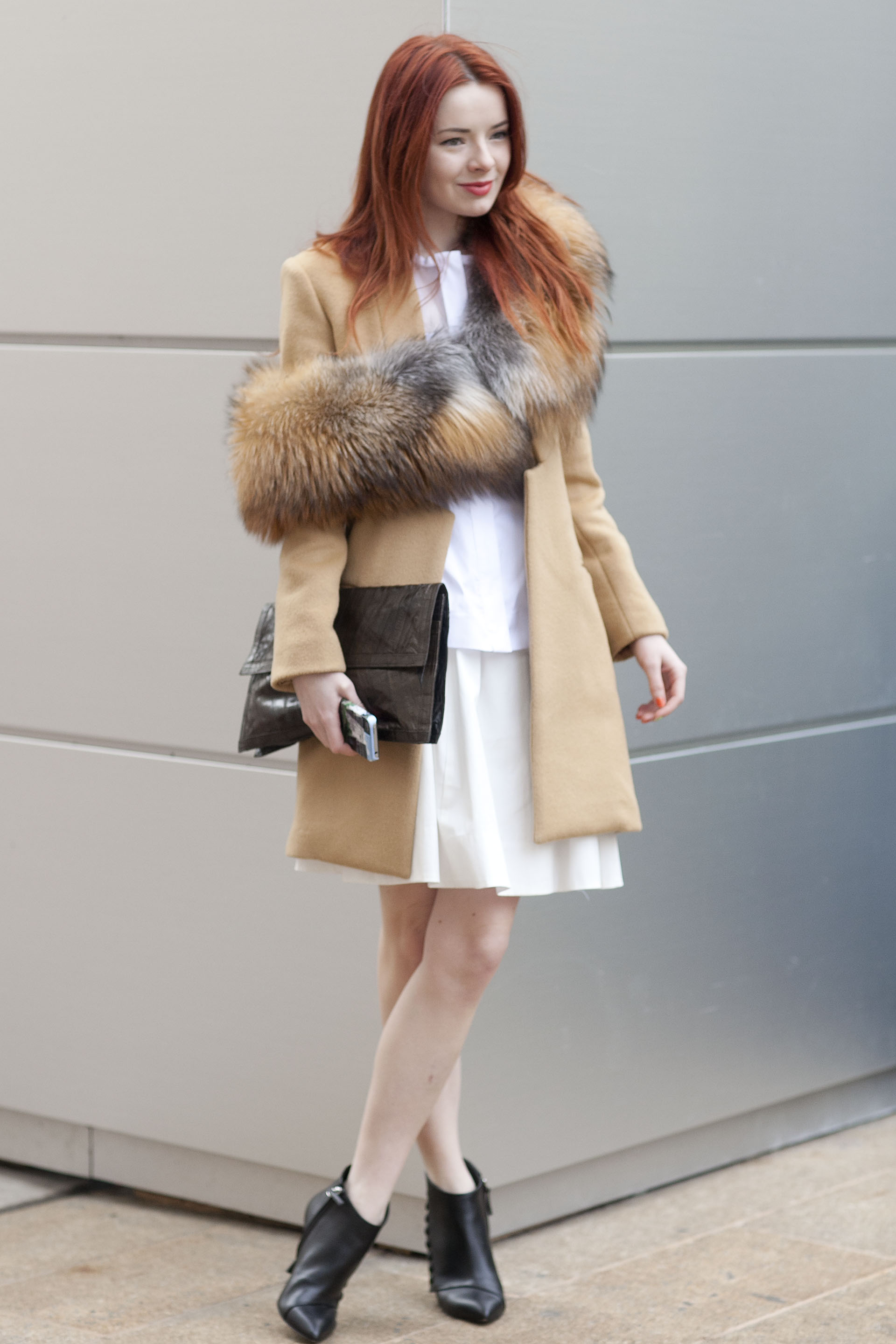 New York Fashion Week Street Style Fall 2013