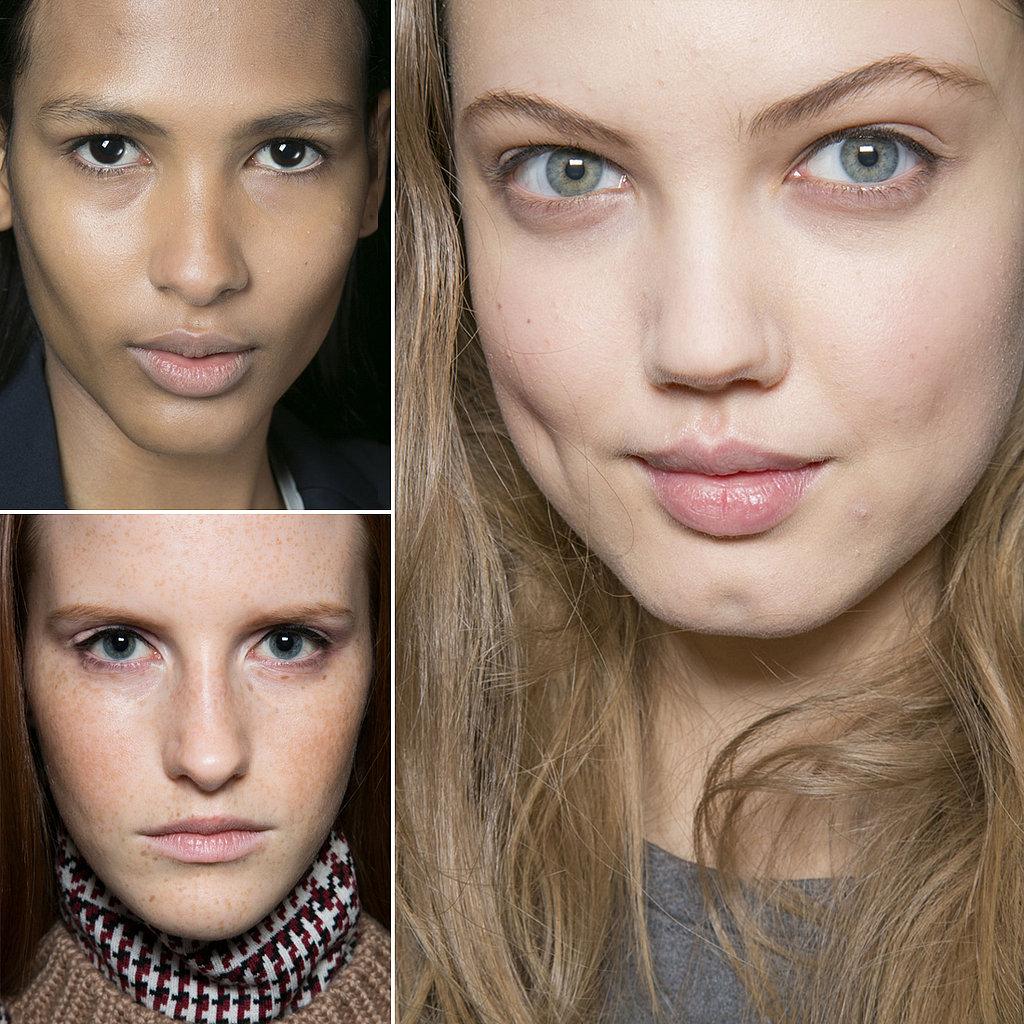 Trend: Minimalist Makeup