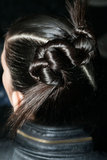 The Hair at Nanette Lepore, New York