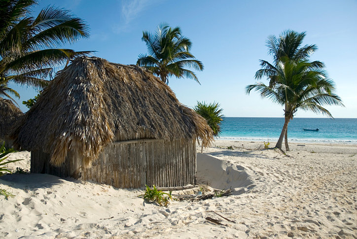 Tulum Hut, Mexico