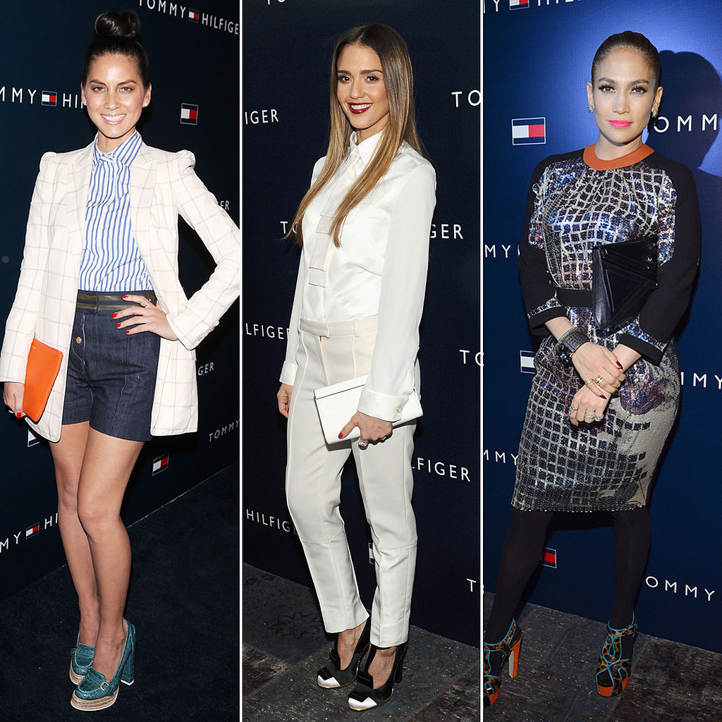 Now that you've seen all the looks, tell us which celebrity gets your best-dressed vote