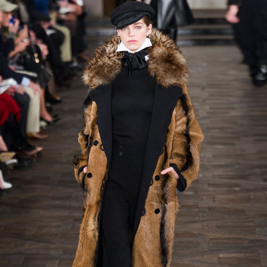 Ralph Lauren Fall 2013 Runway
