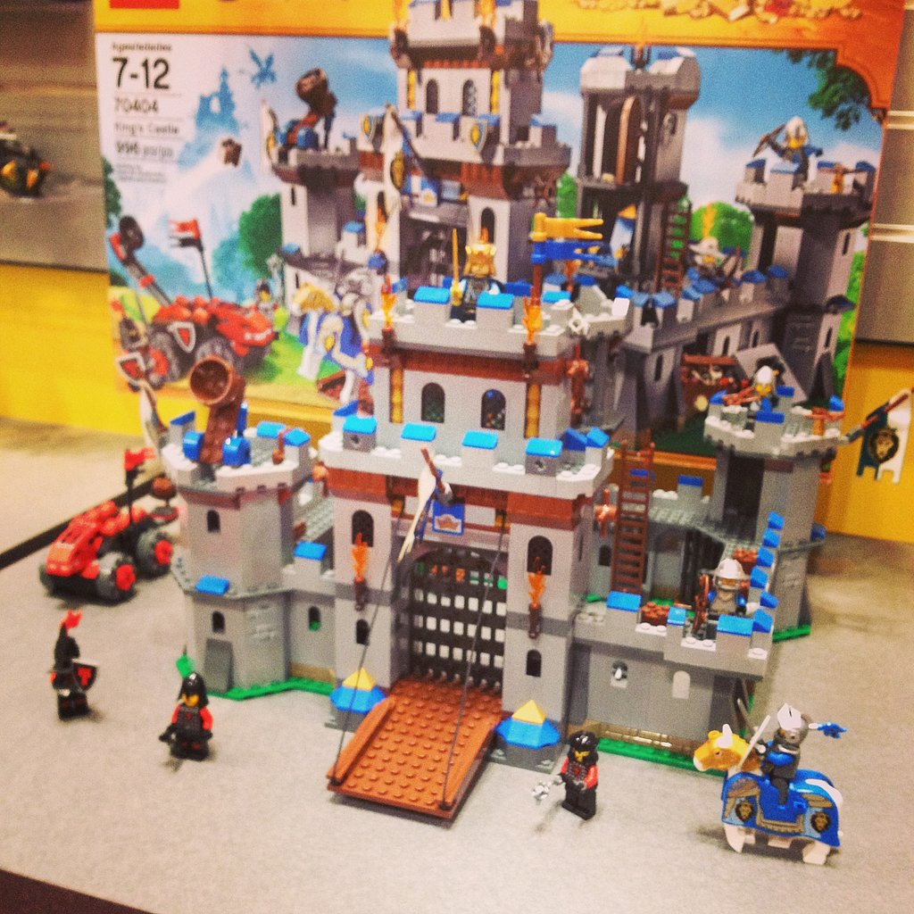 Lego Fortress is celebrating a big anniversary this year, and this monstrous-size castle is the perfect way to celebrate.