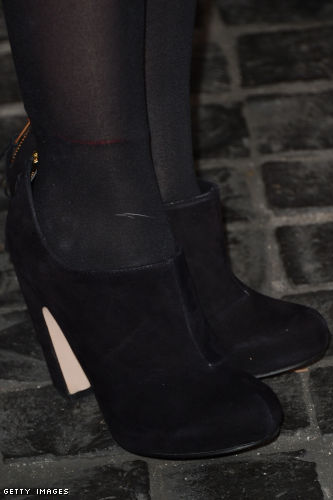 Michelle Trachtenberg Style