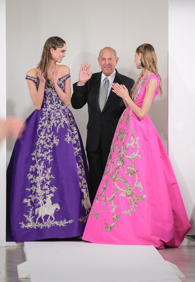 John Galliano's No-Show at Oscar de la Renta