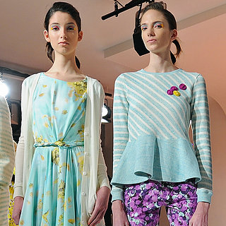 The Best New Designers at New York Fashion Week Fall 2013