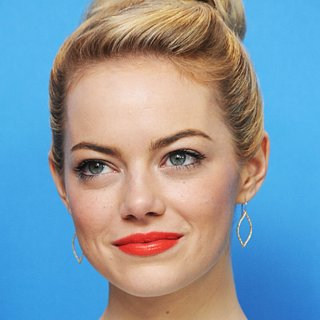 Celebrity Beauty: Emma Stone, Coco Rocha Orange-Red Lipstick