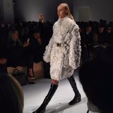 A coat at Calvin Klein that we want.