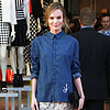 Kate Bosworth at the Topshop Opening in LA