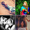 Celebrity Instagram Miranda Kerr, Lara Bingle, Phoebe Tonkin