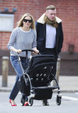 Sienna Miller and Baby Marlowe Help Tom Sturridge Prep For Broadway