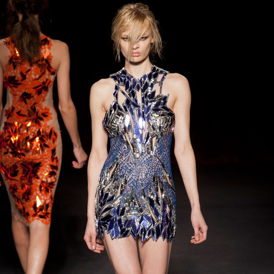 Julien Macdonald Runway | Fashion Week Fall 2013 Photos