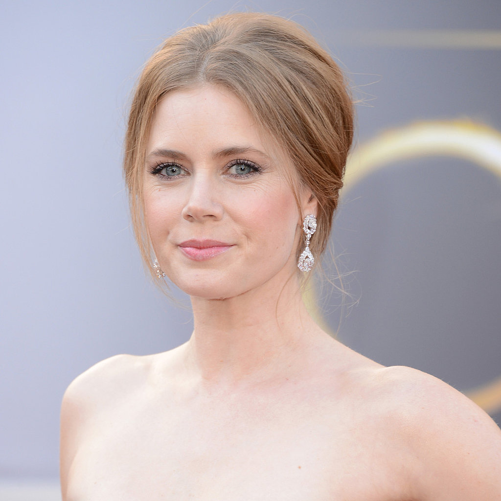 Amy Adams Oscars 2013 Hair