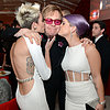 Celebrity Pictures Inside Elton John Oscars Party 2013