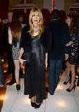 Rachel Zoe attended an after party for Mario Testino's PRISM exhibit.