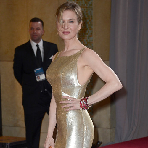 Renee Zellweger Oscar Dress 2013 | Pictures