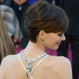 2013 Oscars Style Trend Backwards Necklace Jennifer Lawrence