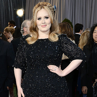 Adele Oscar Dress 2013 | Pictures
