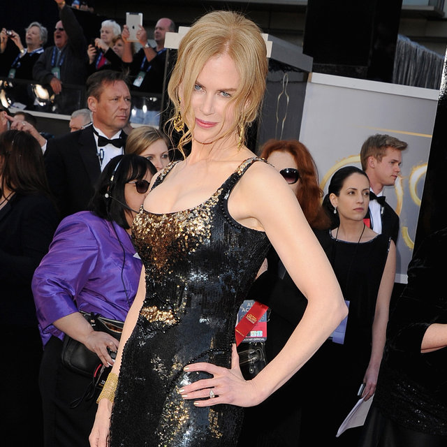 2013 Oscar Awards Style & Fashion Poll: Nicole Kidman