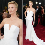Charlize Theron Oscar Dress 2013 | Pictures
