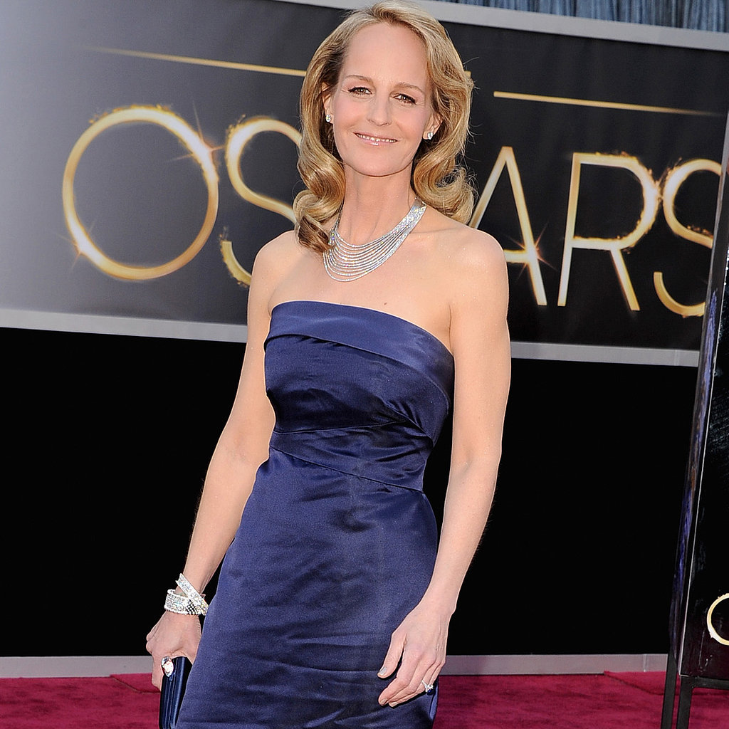 Helen Hunt Oscar Dress 2013 | Pictures