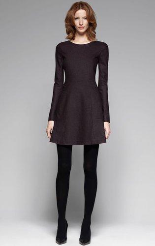 Pallavi W Wool Dress