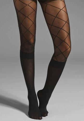 Pretty Polly Secret Socks Pattern Modal Sock