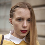 Street Style Bloggers and Editors at London Fashion Week