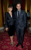 Justin Timberlake and Jessica Biel got dressed up to attend the Tom Ford Fall 2013 runway show during London Fashion Week.
