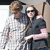 Julia Roberts and Daniel Moder in Santa Monica | Pictures