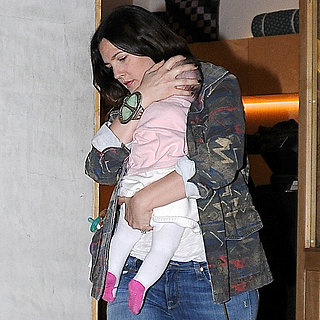 Drew Barrymore Shops With Daughter Olive Kopelman | Pictures