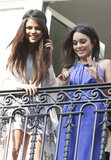 Selena Gomez Takes Paris by Storm With Her Spring Breakers Costars
