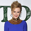 Nicole Kidman at Stoker Premiere in L&#039;Wren Scott Dress