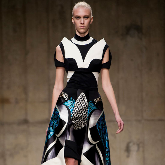 Peter Pilotto Fall 2013 Runway