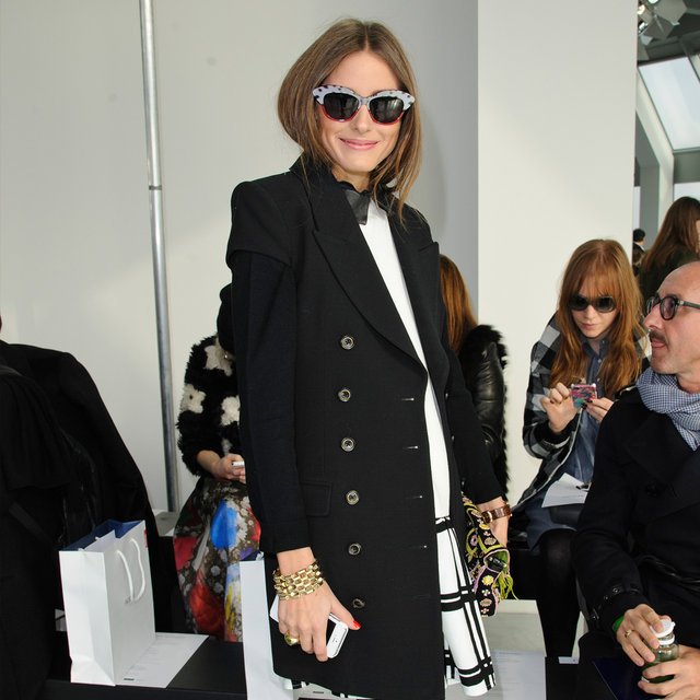 Peruse Olivia Palermo's Entire Fashion Week Wardrobe: Pervy!