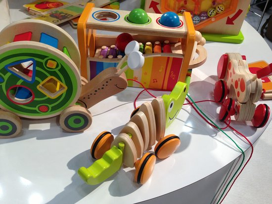 Hape Pull Toys