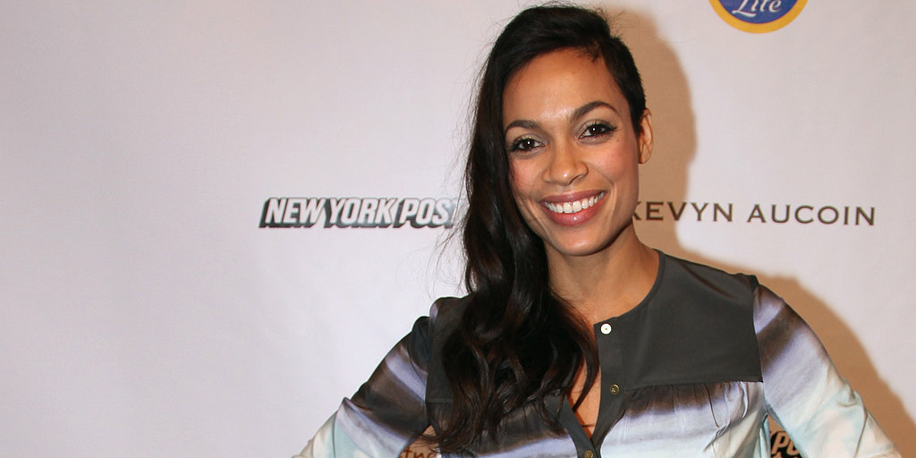 Rosario Dawson's Tips For the Reluctant Runner