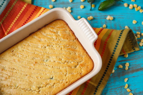 Honey – Jalapeño Cornbread