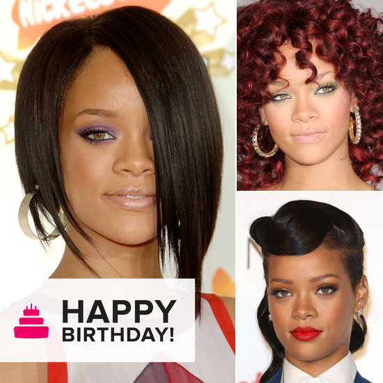 Happy Birthday, Rihanna! See Her Top 10 Hair Moments