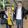 Pregnant Fergie With Josh Duhamel | Pictures